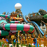 Things to do with Visitors in Abu Dhabi | Yas Waterworld