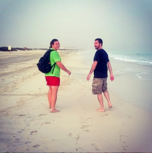 The ten best things about living in Abu Dhabi   Turtle patrol