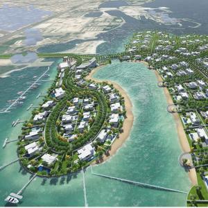 Ten Interesting Islands of Abu Dhabi | Nareel Island