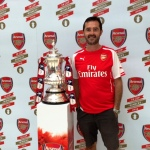 Arsenal Fans in Abu Dhabi | George Today
