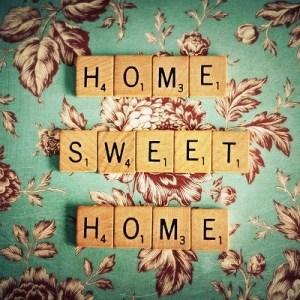Home Comforts | Home Sweet Home