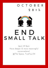 October 2015 | End Small Talk